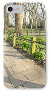 London Park IPhone Case by Tom Gowanlock