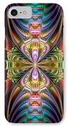 Loonie Behind Bars IPhone Case by Peggi Wolfe