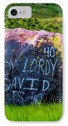 Lordy Lordy IPhone Case by Jon Burch Photography