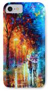 Love By The Lake IPhone Case