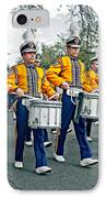 Lsu Marching Band IPhone Case by Steve Harrington