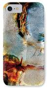 Luke 1 IPhone Case by Switchvues Design