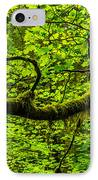 Lush IPhone Case by Chad Dutson