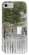 Lydia Leister Farm - Civil War Hospital IPhone Case
