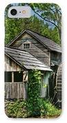 Mabry Mill IPhone Case by Heather Allen