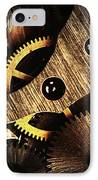 Macro Mechanic IPhone Case