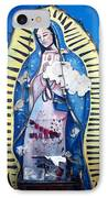Madonna Painting IPhone Case