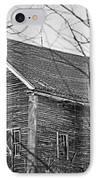Maine Barn IPhone Case by Alana Ranney