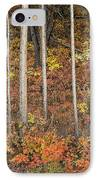 Majestic Autumn In The Grand Tetons IPhone Case by Sandra Bronstein