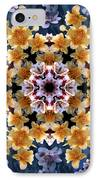 Mandala Alstro IPhone Case