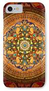 Mandala Arabia Sp IPhone Case