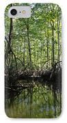 mangrove forest in Costa Rica 2 IPhone Case