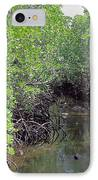 Mangrove Forest IPhone Case by Tony Murtagh
