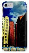 Manhattan Highlights IPhone Case