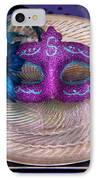 Mardi Gras Theme - Surprise Guest IPhone Case