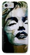 Marilyn No10 IPhone Case