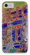 Market Clock 1 IPhone Case