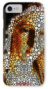 Mary - Holy Mother By Sharon Cummings IPhone Case