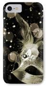 Masquerade IPhone Case by Jelena Jovanovic