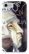 Masquerade Masked Frivolity IPhone Case