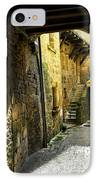 Medieval Courtyard IPhone Case by Elena Elisseeva