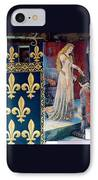 Medieval Tapestry IPhone Case by France  Art