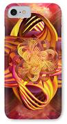 Meditative Energy IPhone Case