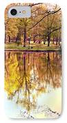 Memorial Park - Henry County IPhone Case