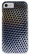 Metal Mesh IPhone Case by Les Cunliffe