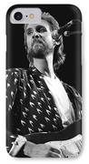 Mike And The Mechanics IPhone Case by Concert Photos