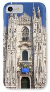 Milan Cathedral  IPhone Case