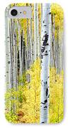 Miles Of Gold IPhone Case by The Forests Edge Photography - Diane Sandoval