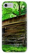 Mill House Barn IPhone Case by David Lee Thompson