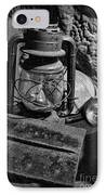 Mineworkers - The Coal Miner's Gear IPhone Case by Lee Dos Santos