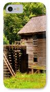 Mingus Mill IPhone Case by Karen Wiles