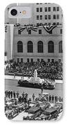 Miniature La City Hall Parade IPhone Case