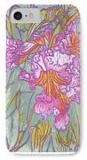 Mojave Willow IPhone Case by Maria Arango Diener