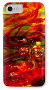 Molten Bubbles IPhone Case by David Patterson