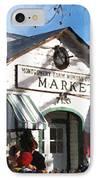 Montgomery County Market IPhone Case