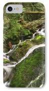 Mossy Creek IPhone Case by Debra and Dave Vanderlaan