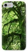 Mossy Tree IPhone Case by Athena Mckinzie