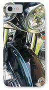 Motorcyle Classic Headlight IPhone Case