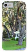 Mount Dora IPhone Case by Carey Chen