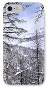 Mountain Landscape IPhone Case