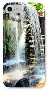 Mountain Waters IPhone Case by Karen Wiles