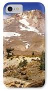 Mt. Hood IPhone Case by Marty Koch