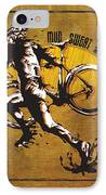 Mud Sweat And Gears IPhone Case by Sassan Filsoof