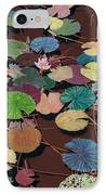 Muddy Waters IPhone Case by Allan P Friedlander