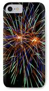 4th Of July Fireworks 22 IPhone Case