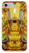 Mummified IPhone Case by Omaste Witkowski